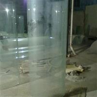 北京供应加大超大,各种异形热弯玻璃