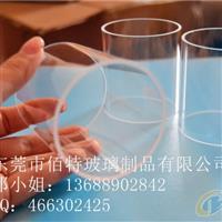 广东东莞透明钢化玻璃管