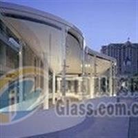 地标建筑热弯玻璃