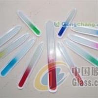 玻璃指甲锉锋刀液