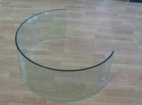 佛山采购-半圆形玻璃
