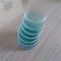 出口型12毫米矿灯玻璃圆