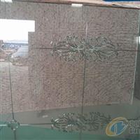 车刻玻璃 沙河天蓝玻璃 装饰玻璃