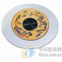 钢化餐桌面全国供应销售玻璃转盘