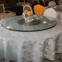 高温钢化餐桌转盘 优等玻璃转盘