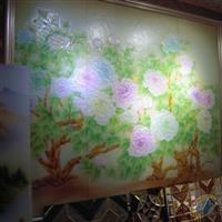 西安艺术玻璃雕刻