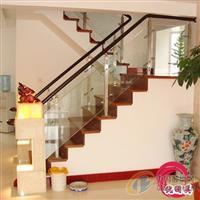 深圳不锈钢玻璃扶手玻璃楼梯
