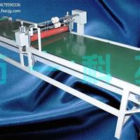 全自动晶钢门玻璃覆膜机