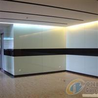 上海供给6mm优良钢化烤漆玻璃