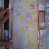 西安彩绘艺术玻璃