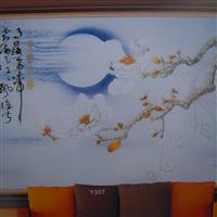 西安大明宫艺术玻璃批发商