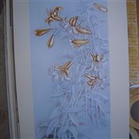 陕西彩雕艺术玻璃