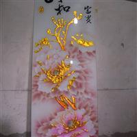 陕西彩雕玻璃