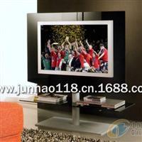 广东玻璃电视柜,玻璃视听柜批发