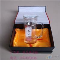 浙江水晶双层玻璃杯礼品杯厂家