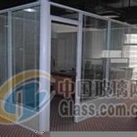 河西区安装玻璃门定做玻璃隔断
