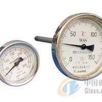 无固定装置轴向型双金属温度表