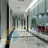 太原安装玻璃门玻璃隔断玻璃房