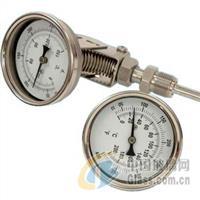 WSS401軸向型雙金屬溫度計