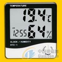 机房电子显示温湿度计