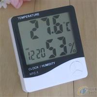 HTC-1电子显示办公室温度计