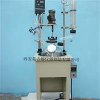 单层玻璃反应釜/玻璃反应釜