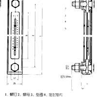 变压器液位液温计YWZ-76