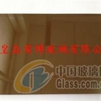 4mm 茶色镀膜玻璃