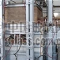 有料水鉆玻璃電熔爐