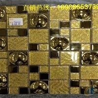 南昌最大型的金箔玻璃马赛克厂家