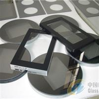 广东供应镀膜可视门铃玻璃