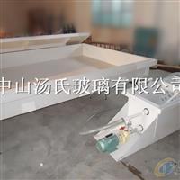 蒙砂玻璃加工专用淋砂机(蒙砂机)