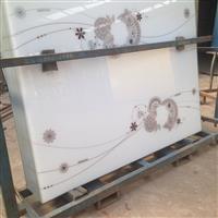 供应4.8mm超白衣柜门玻璃