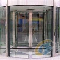 汉沽区安装旋转玻璃门