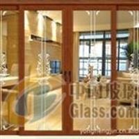山西太原太原艺术玻璃门安装玻璃门定做