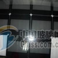非导电镀膜玻璃