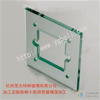 仪表玻璃 玻璃圆片 玻璃打孔