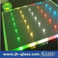 LED发光玻璃 电控发光玻璃