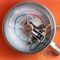电接点压力表工作原理