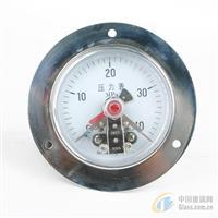 YX-100磁助式电接点压力表
