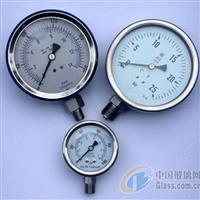 Y100-BF不锈钢压力表