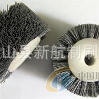 专业生产抛光轮 打磨毛刷辊