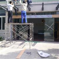 南京维修钢化玻璃自动门