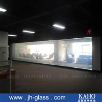 电控调光玻璃投影隔断