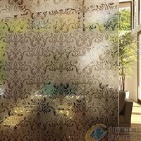 欧式艺术玻璃隔断板材