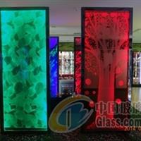 国韩激光内雕玻璃
