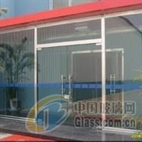 太原优质玻璃门玻璃隔断安装定做