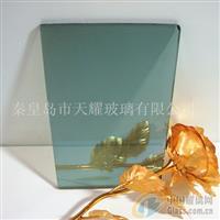 优质4mm福特蓝镀膜玻璃