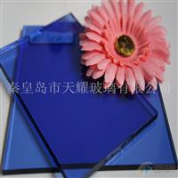 供應4mm寶石藍玻璃
