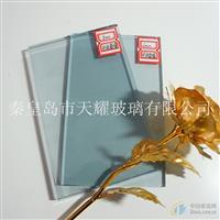 供应优质珍珠蓝镀膜玻璃